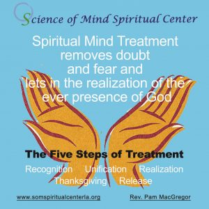 Science of Mind Spiritual Center Los Angeles - Treatment CDs