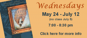 Class Taught by Rev. Pam